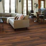 Wood look-alike Laminate in living room | Garner, NC