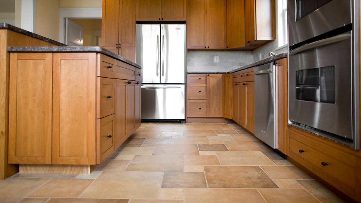 Laminate in kitchen | Richmond, VA