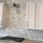 Stone tile wall in kitchen | Laurel, VA