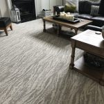 Carpet in beautiful open living room near Raleigh